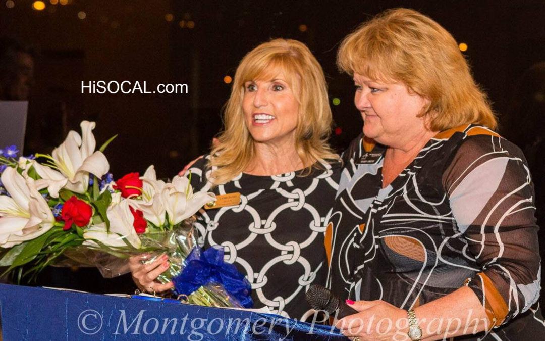 Marina Mixer Celebrating Mayor Laurie Davies