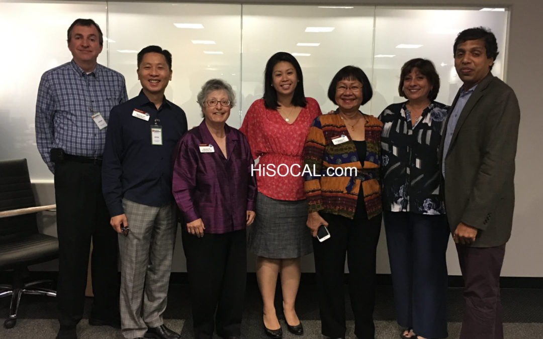 Irvine Toastmasters Glidewell Laboratories Demo Meeting Founder's District