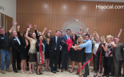 Laguna Niguel Chamber 101 and Ribbon Cuttings 2016