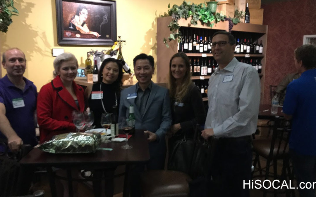 Laguna Niguel Chamber After Hours Mixer