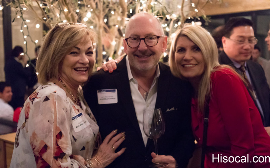 2016 Irvine Chamber EPT Holiday Mixer Twenty Eight Restaurant