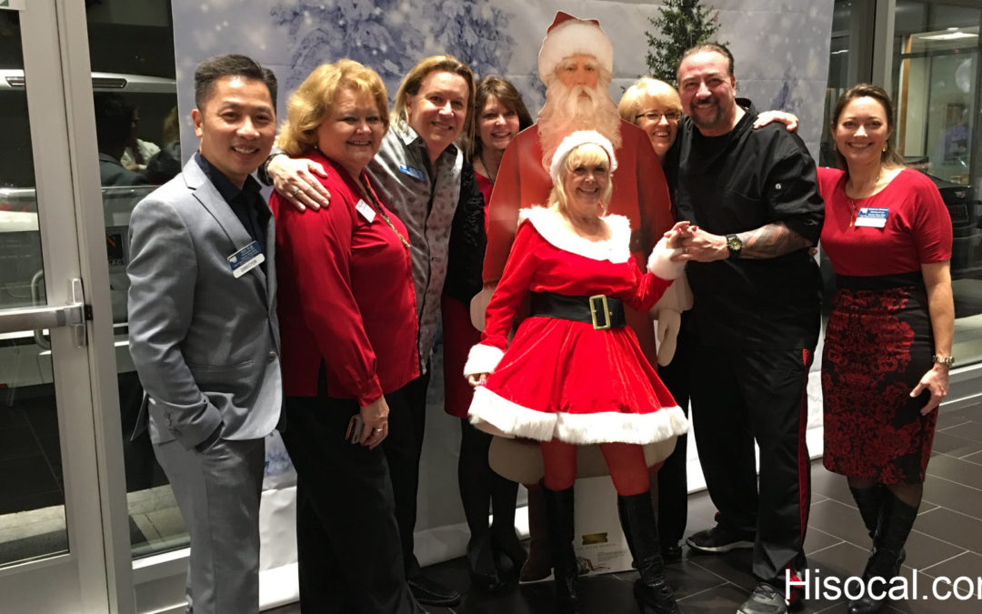2016 Laguna Niguel Chamber Holiday Mixer at Allen Cadillac