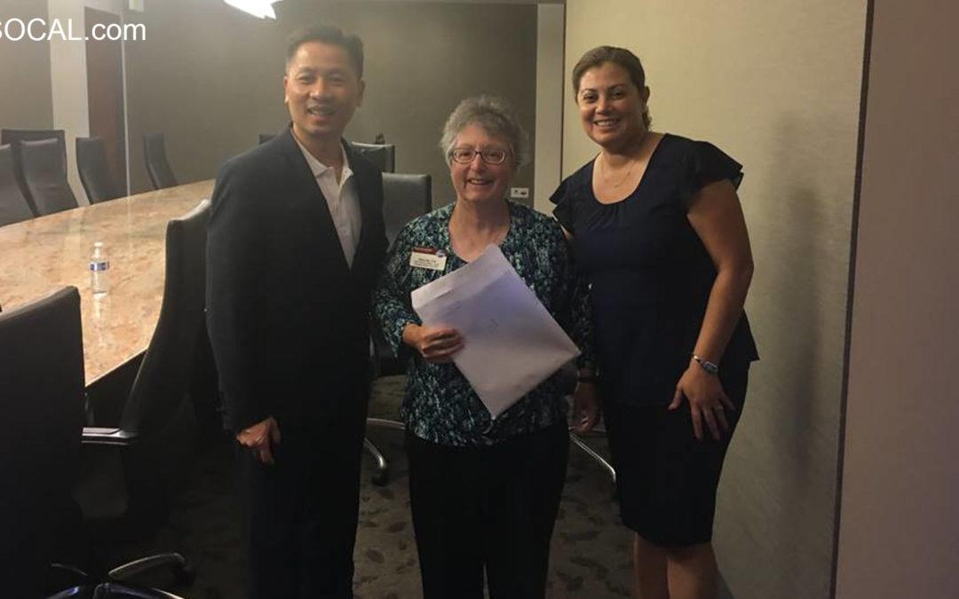 Toastmasters Irvine WATG Speaks Inaugural Meeting September 28, 2016