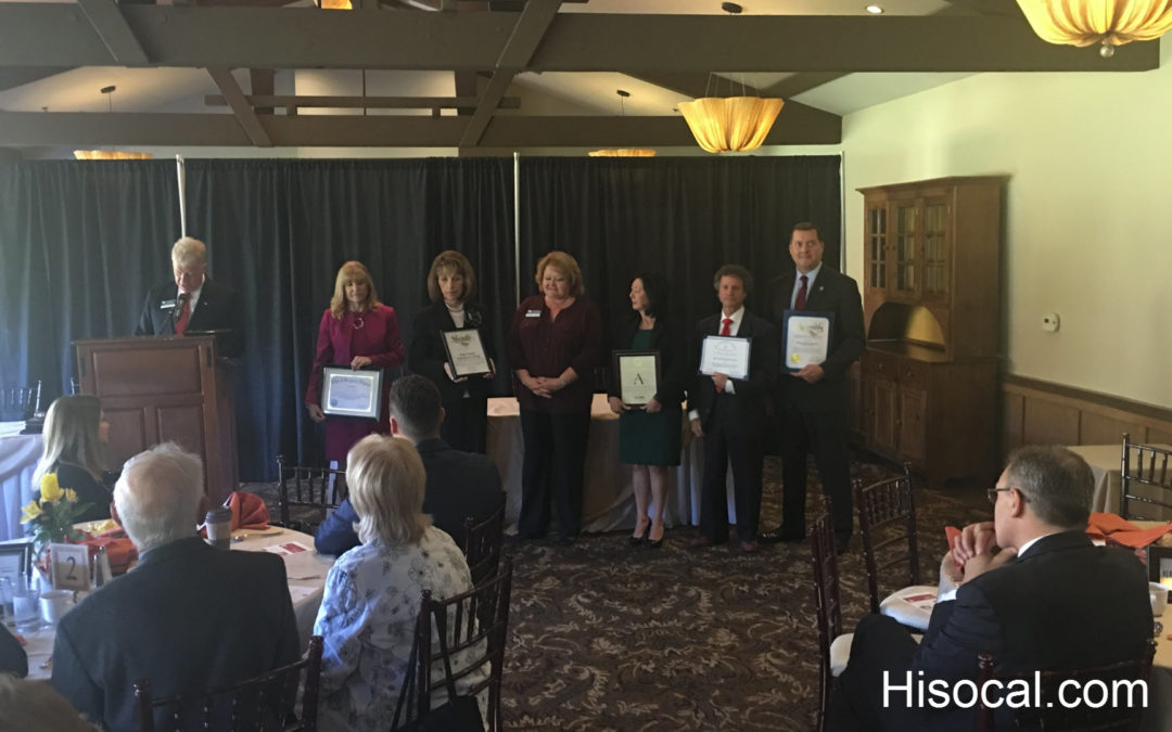 Laguna Niguel Annual Awards and Membership Breakfast