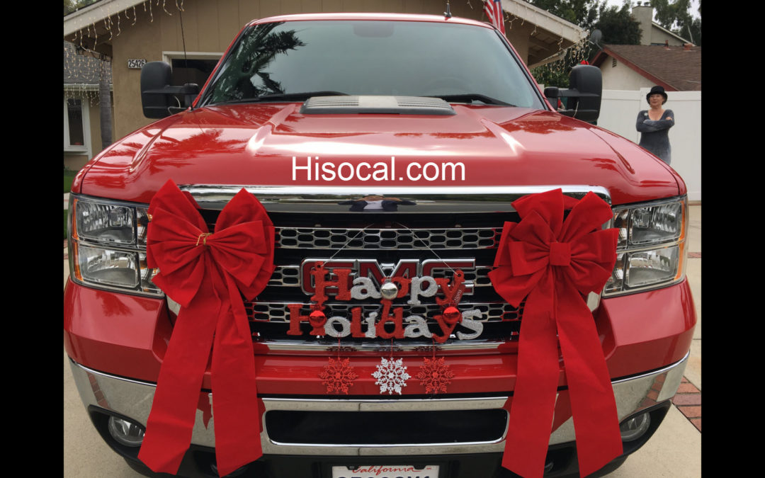 2016 City of Laguna Niguel Holiday Parade