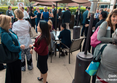 Greater Irvine Chamber Evening Business Exchange 2017 Spring 1
