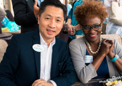 Greater Irvine Chamber Evening Business Exchange 2017 Spring 2