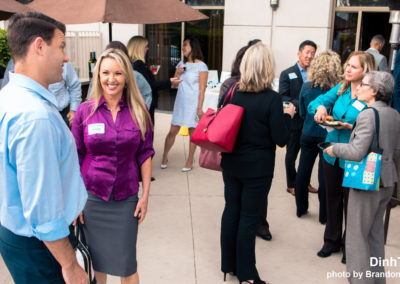 Greater Irvine Chamber Evening Business Exchange 2017 Spring 3