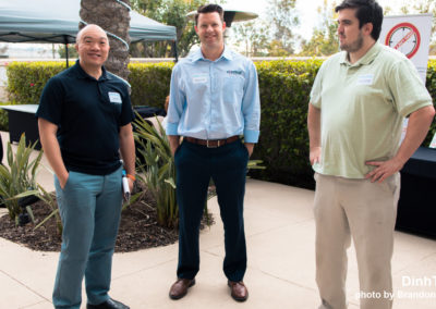 Greater Irvine Chamber Evening Business Exchange 2017 Spring 4