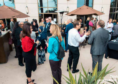 Greater Irvine Chamber Evening Business Exchange 2017 Spring