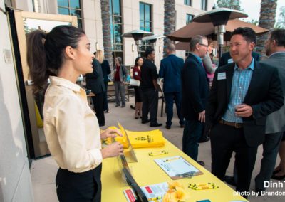 Greater Irvine Chamber Evening Business Exchange 2017 Spring 5