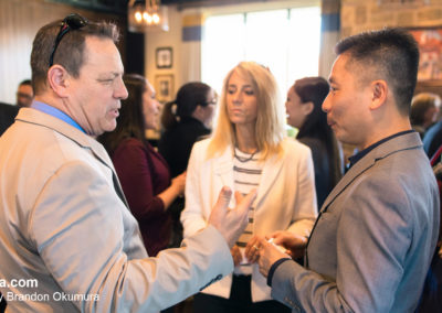 Networkers Luncheon at TAPS Fish House & Brewery 10