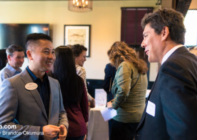 Networkers Luncheon at TAPS Fish House & Brewery 12
