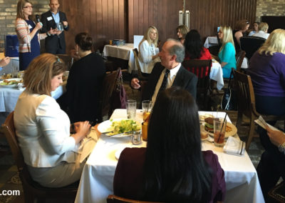 Networkers Luncheon at TAPS Fish House & Brewery 2