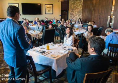 Networkers Luncheon at TAPS Fish House & Brewery