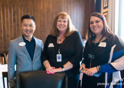 Networkers Luncheon at TAPS Fish House & Brewery 7