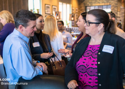 Networkers Luncheon at TAPS Fish House & Brewery 9